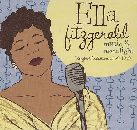 1318095304 c Ella Fitzgerald Music and Moonlight