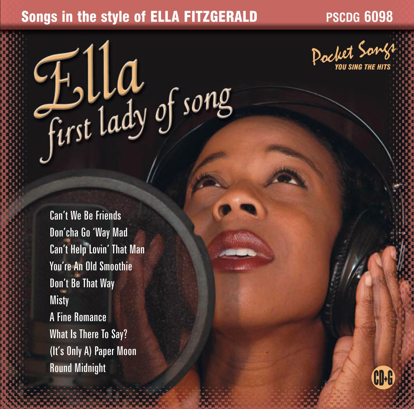PSCDG6098 1 Ella Fitzgerald List of Songs