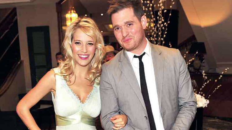 Michael Buble Married Amy Foster - Aprender a Cantar