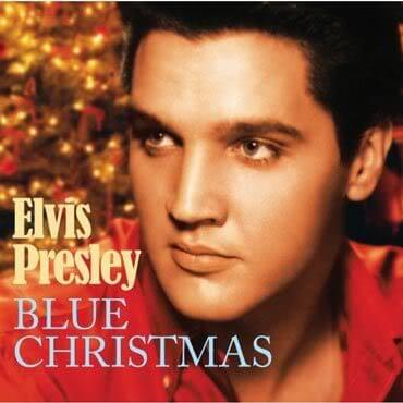 blue christmas Elvis Blue Christmas YouTube